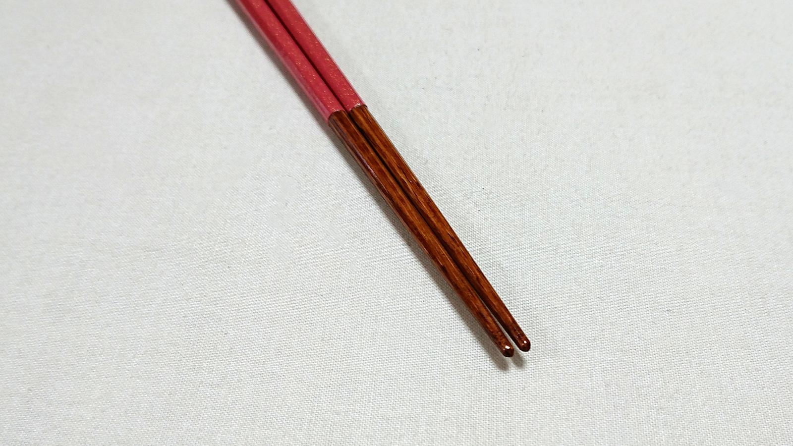 薩摩桜色箸3